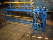 Станок автомат по плетению рабицы.Недорого и эффективно.