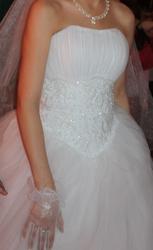 продам свадебное платье Жанетта №5