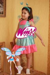 WINX Винкс феи детские костюмы для девочек