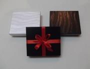 Подарочная упаковка для ювелирных украшений и бижутерии