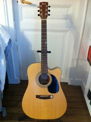 Электро Акустическая гитара Cort MR100F с пъезодатчиком Fishman