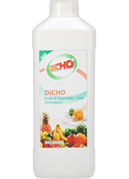 Моющее средство для овощей,  фруктов и столовых приборов DiCHO
