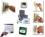 Установка систем контроля и управления доступом