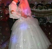 Прокат свадебный платья в караганде