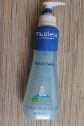 Mustela PhysiObébé Детская очищающая жидкость,  не требует смывания