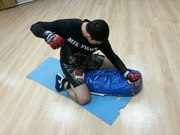 Тренировки по смешанным боям,  Mix Fight.
