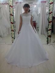 Платье свадебное в караганде