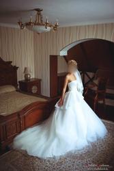 Свадебное платье,  испанская коллекция 2014