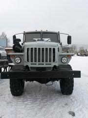 Шасси Урал 4320 капремонт 2015