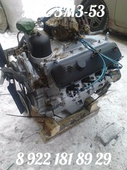 Двигатель ЗМЗ-66(ЗМЗ-53)
