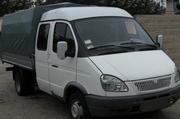 ГАЗ 33023 (ГАЗель Бизнес),  7 местная