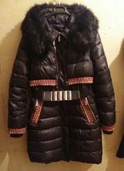 Продаю зимнюю куртку!!!!!!!