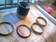 Продам запчасти на тгм4:поршня, кольца и компрессора