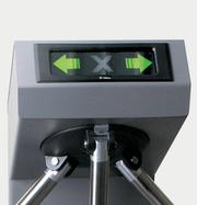Турникет-трипод TTR-07.1 с автоматической «Антипаникой»