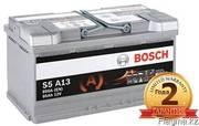 Аккумулятор BOSCH AGM 0092S5A130 Гелевый с доставкой