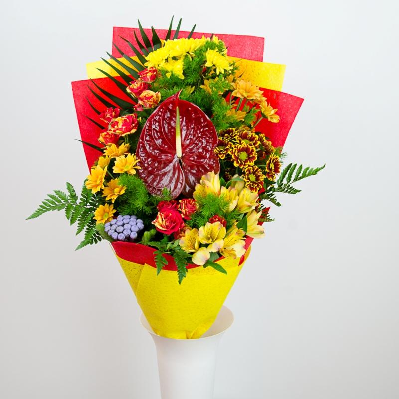 Заказать цветы с доставкой в кемерово