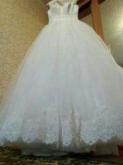 Продаю свадебное платье в хорошем состоянии.