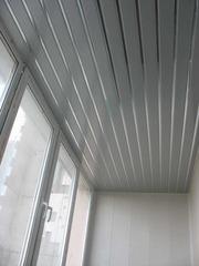 Потолок на балконе. Низкие цены