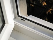 Замена резины на пластиковых окнах. Ремонт