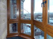 Остекление балконов. Низкие цены. Пластиковый балкон