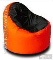 Бескаркасная мебель,  кресло мешок.